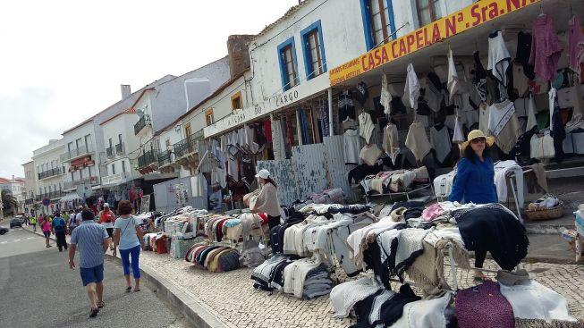 Nazare winkeltjes